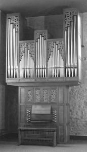 Bridgetown organ
