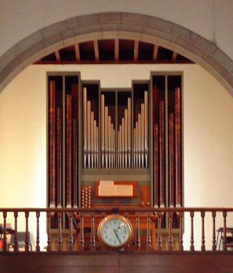 Greyfriars Organ
