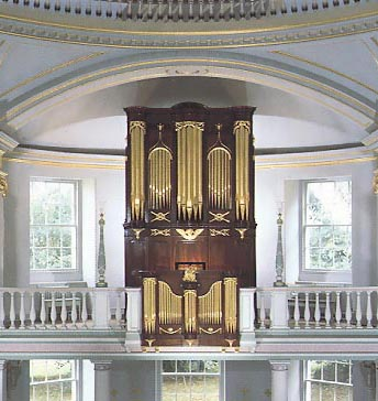 Lulworth Organ