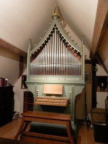 Newington Oxfordshire Organ