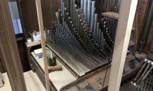 Spitalfields reconstructed Great Flue Chorus