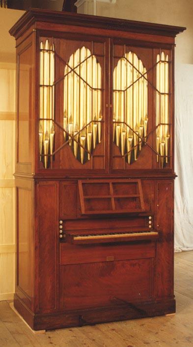 Verloop Organ