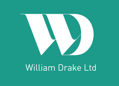 William Drake Ltd Retina Logo