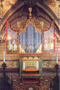 Westminster Organ