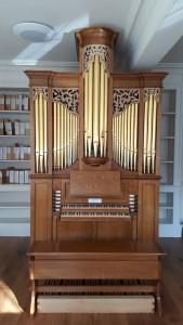Westminster Abbey Song School - Practice Organ 1