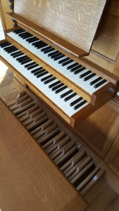 Westminster Abbey Song School - Practice Organ 2