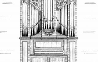 Westminster Song School Practice Organ