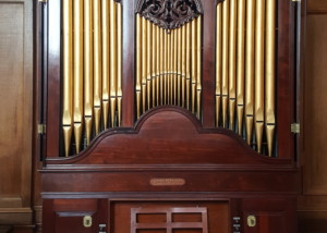 Clare College Cambridge Organ