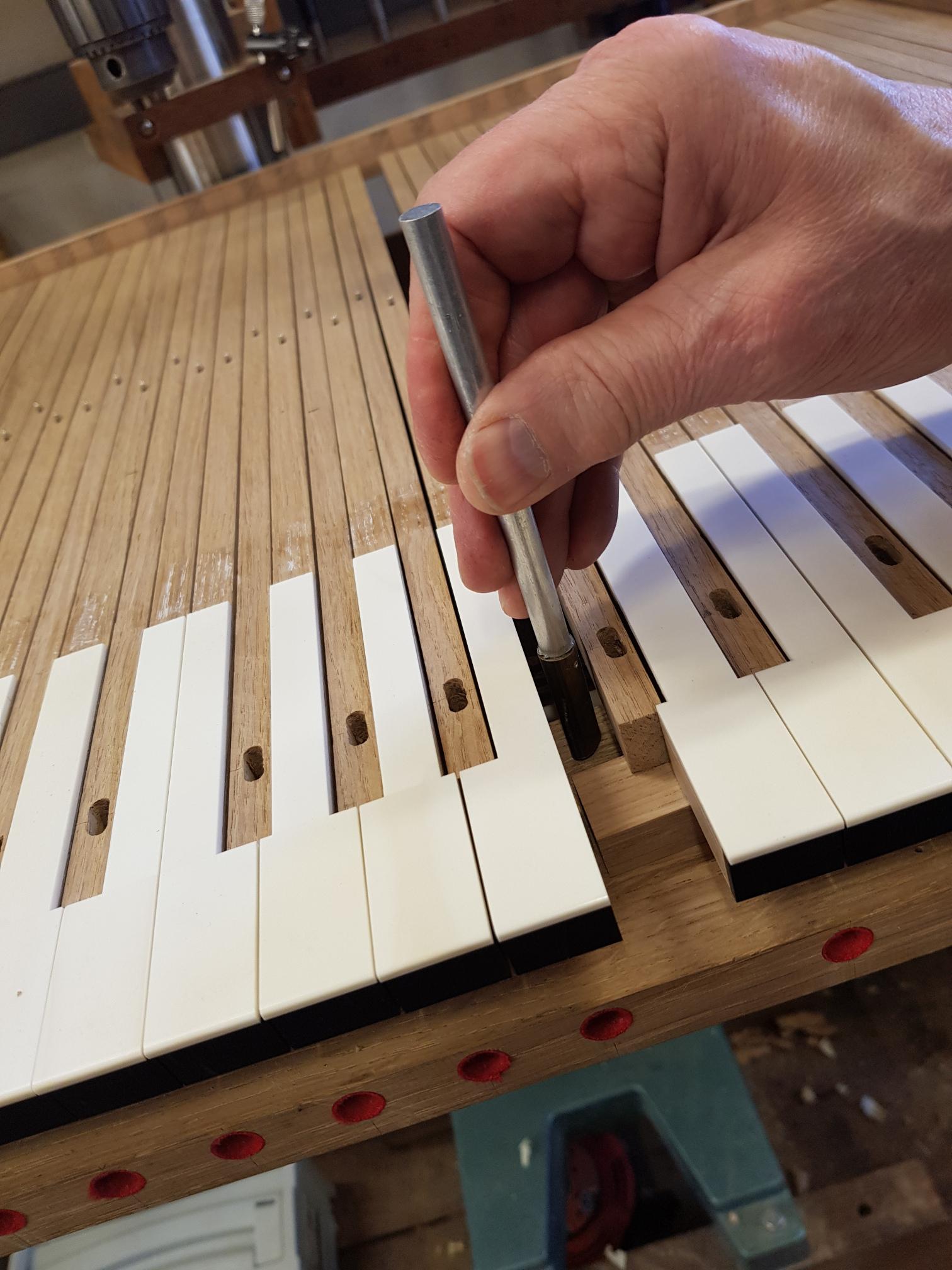 Spitalfields Organ detail