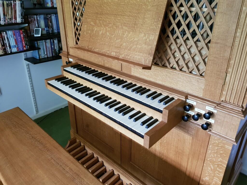 Falmouth Practice Organ 2