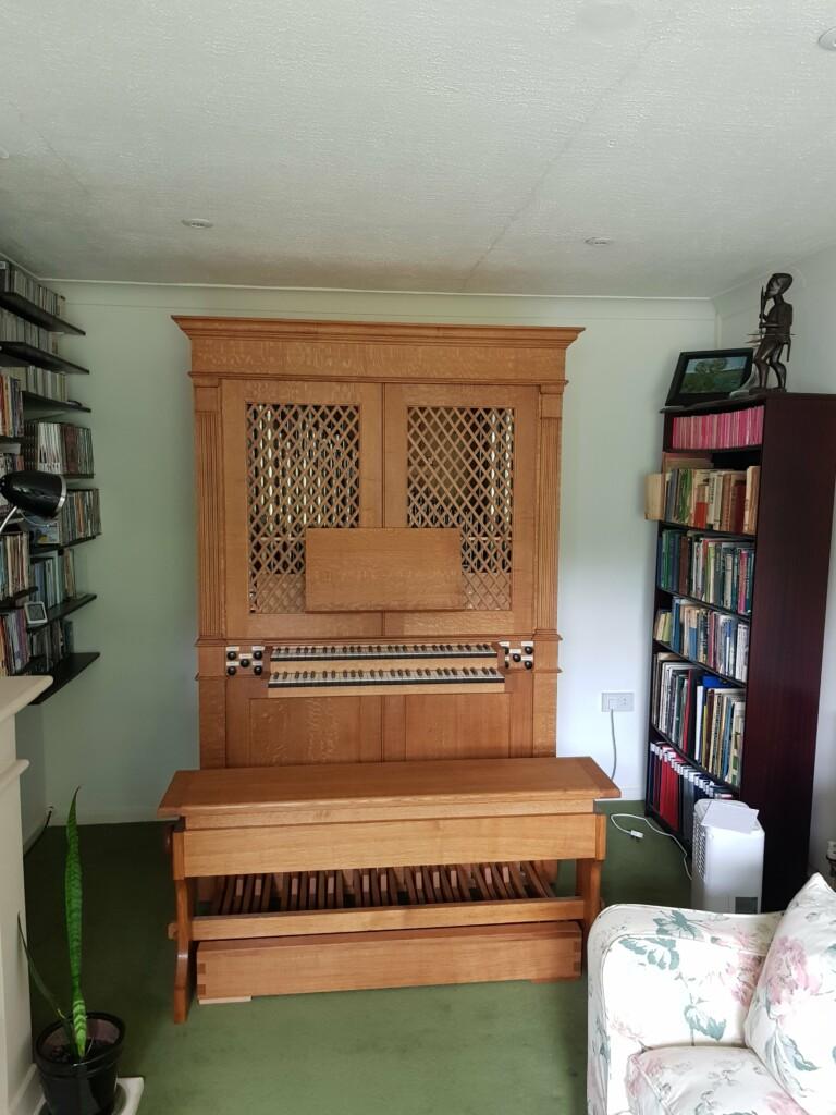 Falmouth Practice Organ 1